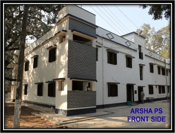 Arsha PS front