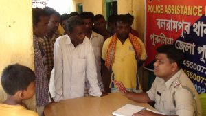 POLICE ASSISTANCE BOOTH AT BALARAMPUR PS ON 20.05.15 (2)