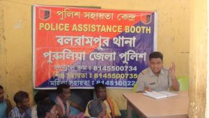 POLICE ASSISTANCE BOOTH AT BALARAMPUR PS ON 20.05.15 (3)